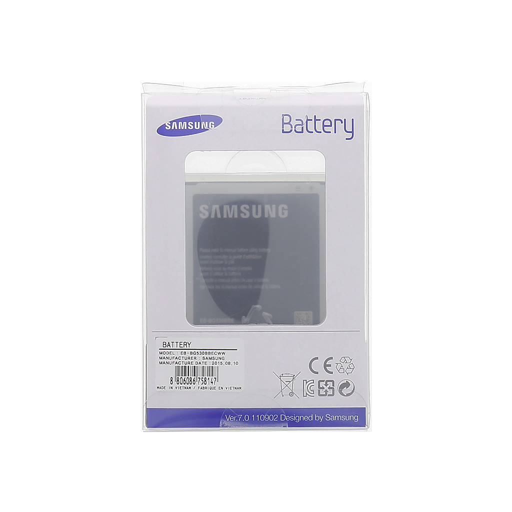 EB-BG530BBE Samsung Baterie Li-Ion 2600mAh (EU Blister)