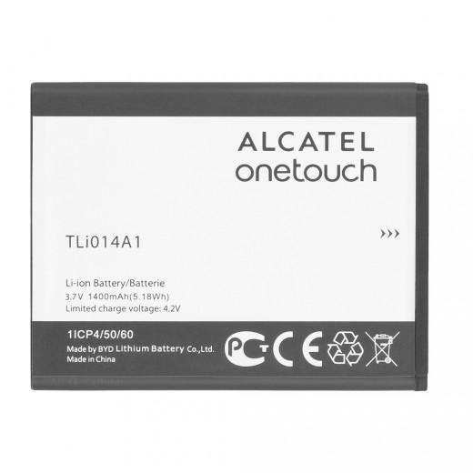 TLi014A1 Alcatel Baterie 1400mAh Li-Ion (Bulk)