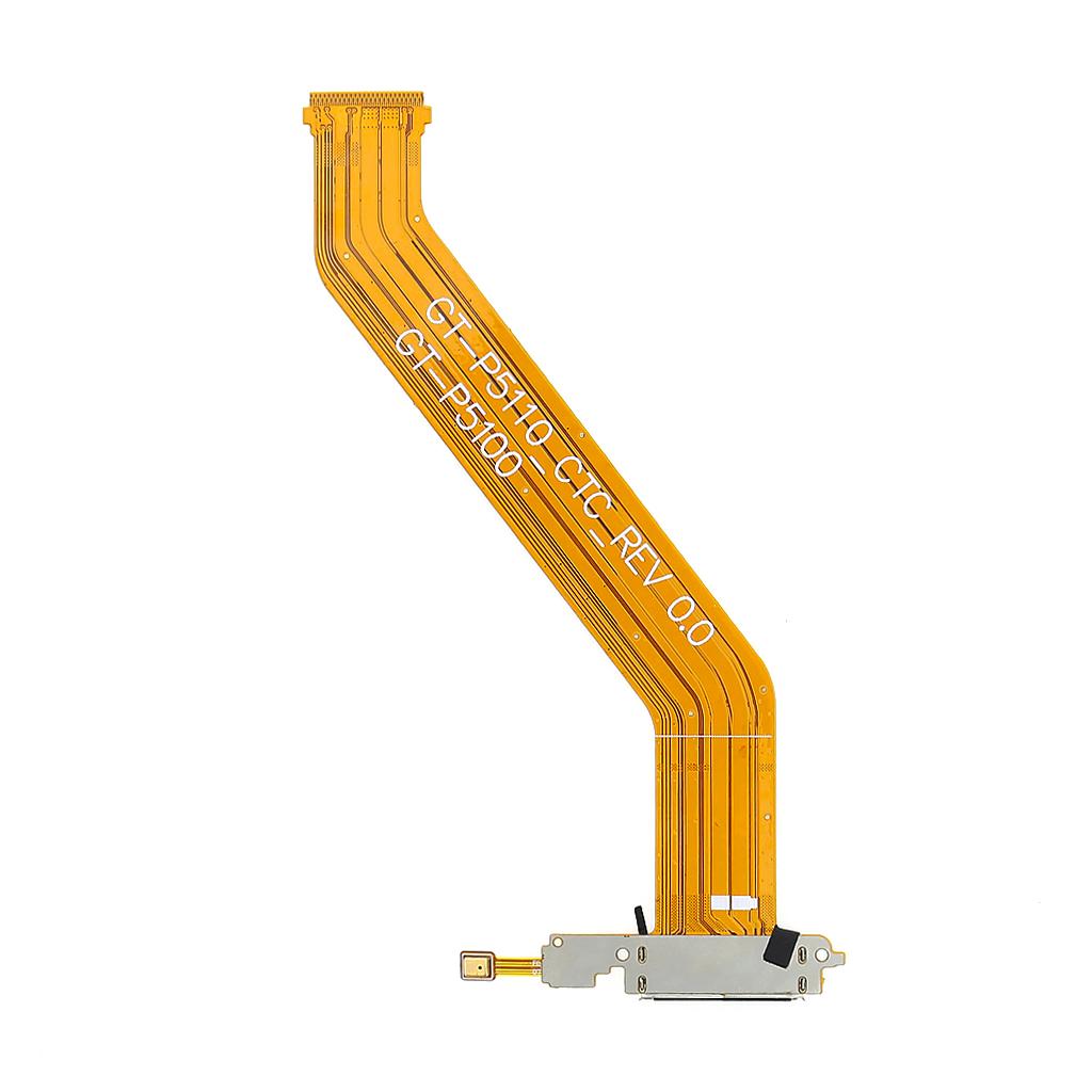 Samsung P5100/P5110 Tab2 10.1 Flex Kabel vč. Dobíjecího Konektoru
