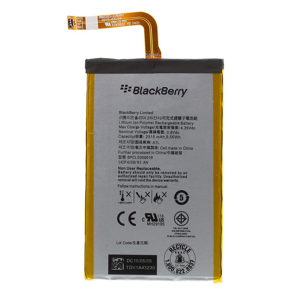 BPCLS00001B BlackBerry Baterie 2515mAh Li-Pol (Bulk)