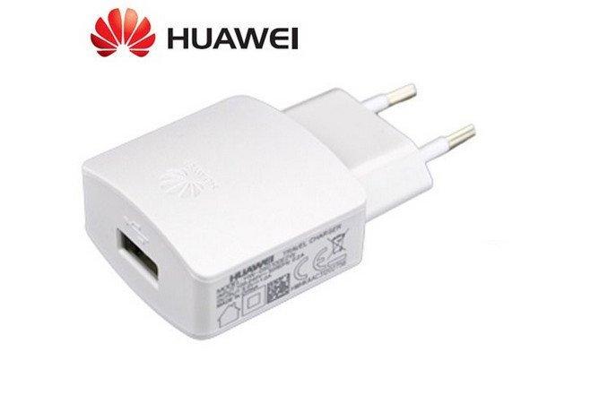 HW-050200E3W Huawei USB Cestovní nabíječka White (Bulk)