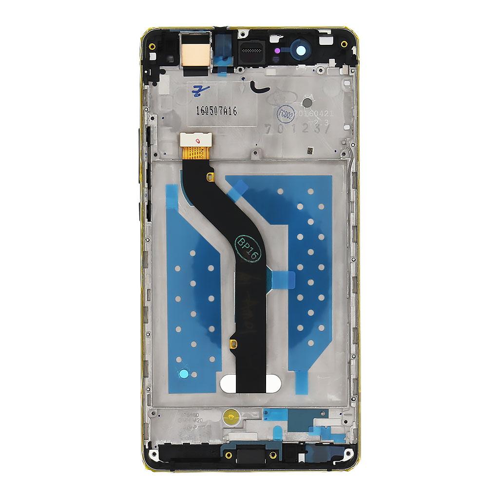 Huawei  P9 Lite LCD Display + Dotyková Deska + Přední Kryt Black