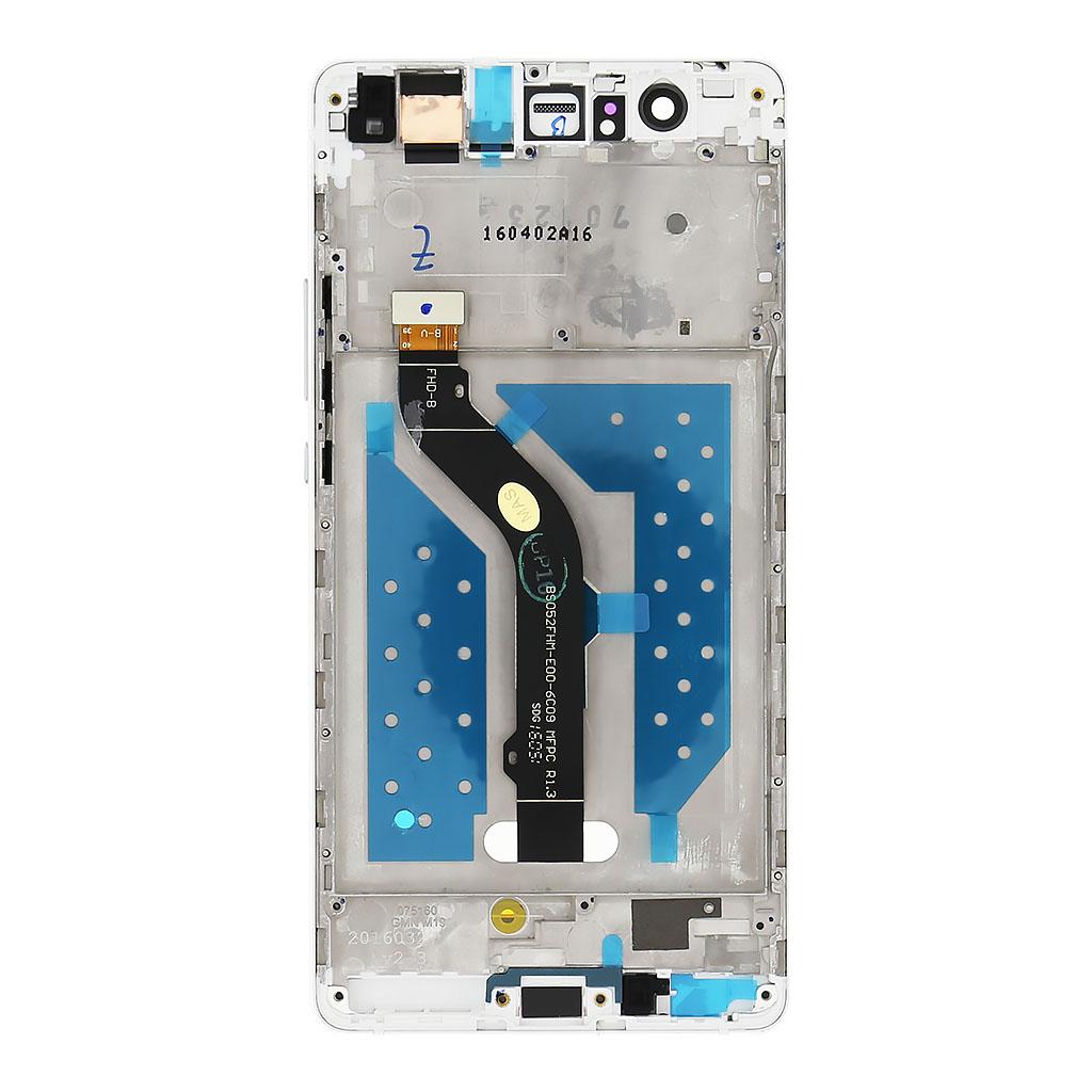Huawei  P9 Lite LCD Display + Dotyková Deska + Přední Kryt White