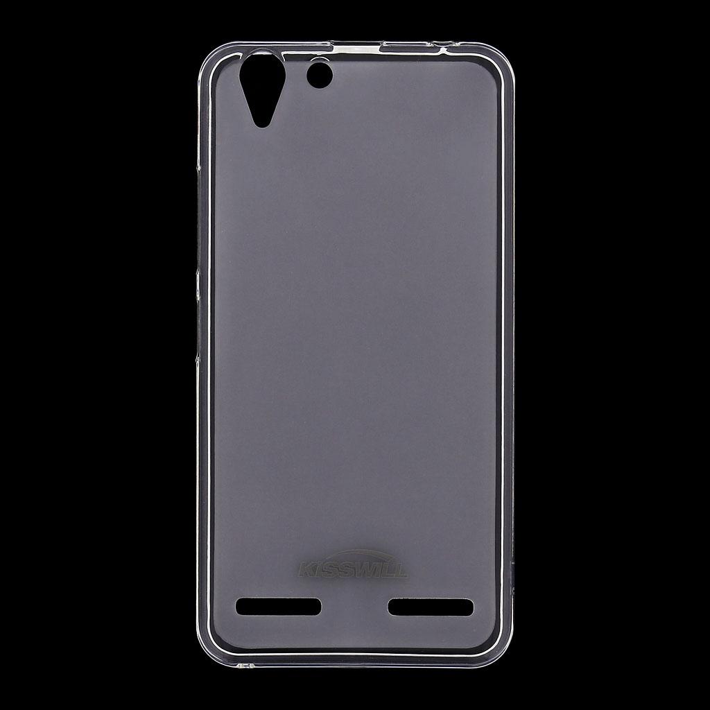 Kisswill Tpu Case Transparent For Lenovo Vibe C A2020 White