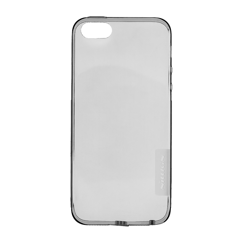 Nillkin Nature TPU Kryt Grey pro iPhone 5/5S/SE