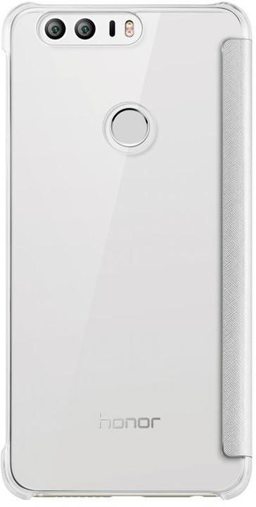 Honor Original S-View Pouzdro White pro Honor 8 (EU Blister)