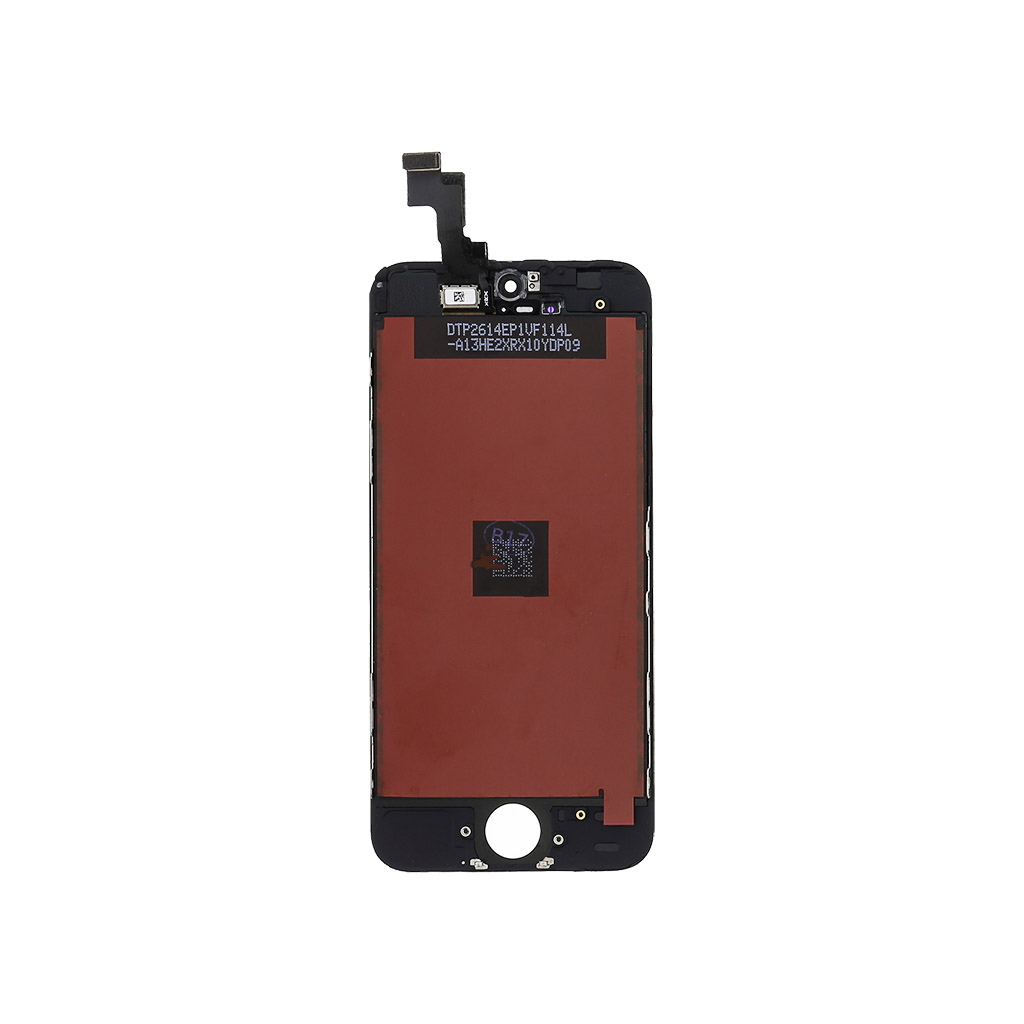 iPhone 5S LCD Display + Dotyková Deska Black Class A