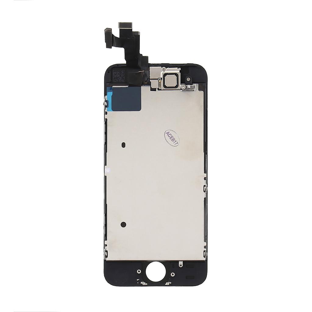iPhone 5S LCD Display + Dotyková Deska Black vč. Small Parts