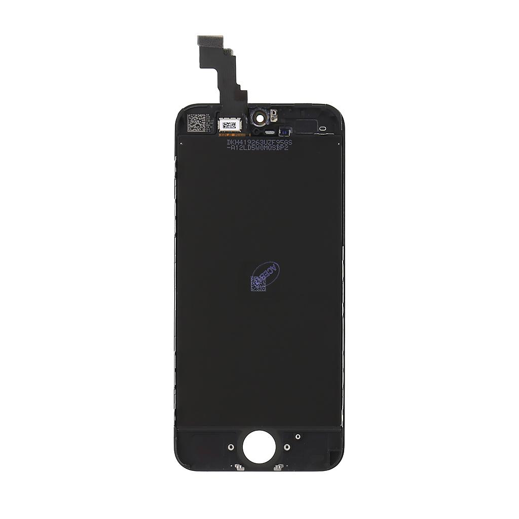 iPhone 5C LCD Display + Dotyková Deska Black Class A