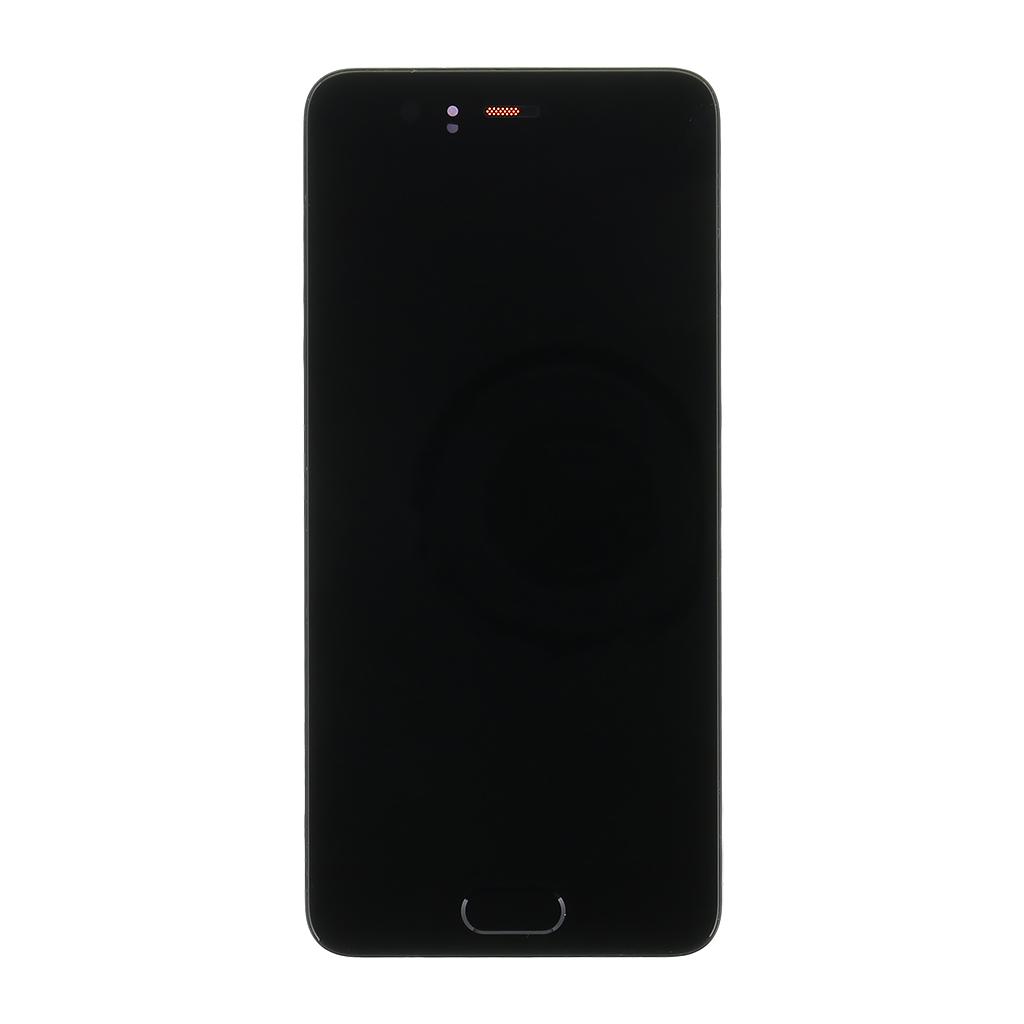 Huawei P10 LCD Display + Dotyková Deska + Přední kryt Black