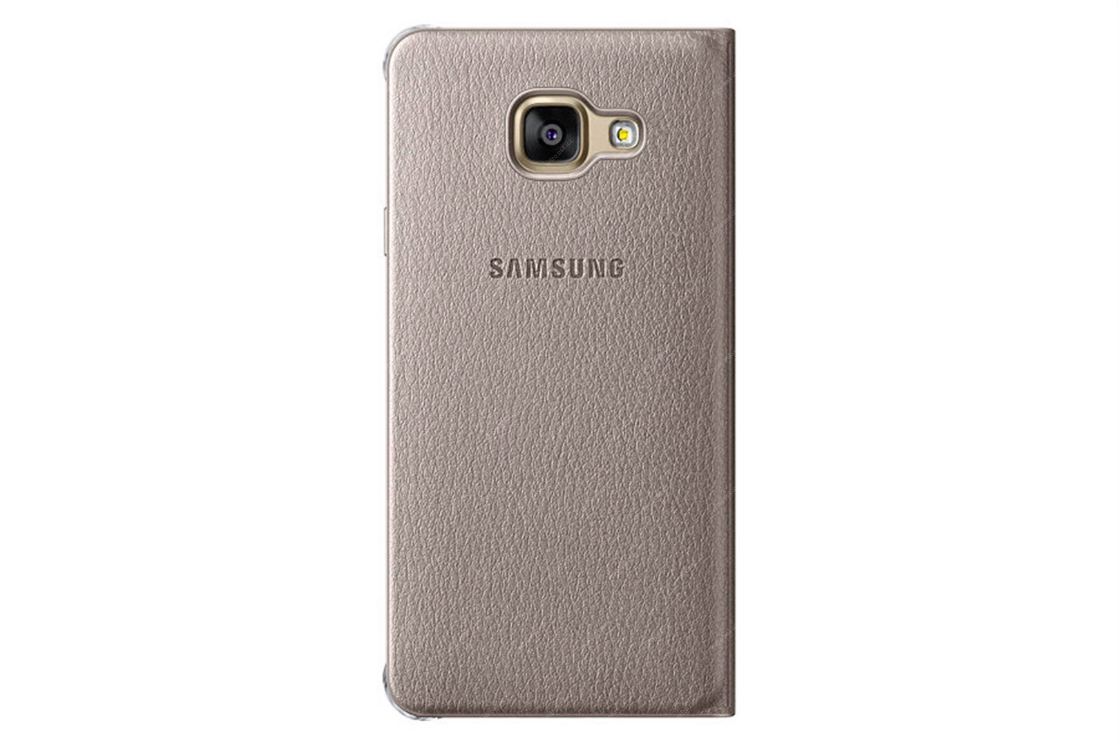 EF-WA310PFE Samsung Folio Pouzdro Gold pro Galaxy A3 2016 (Pošk. Blister)