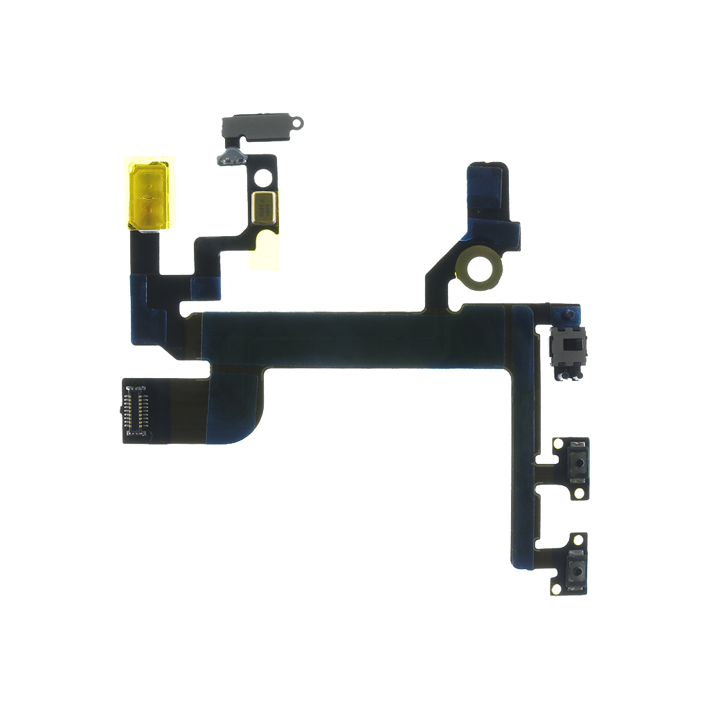 iPhone SE Flex Kabel On/Off + Boční Tlačítka