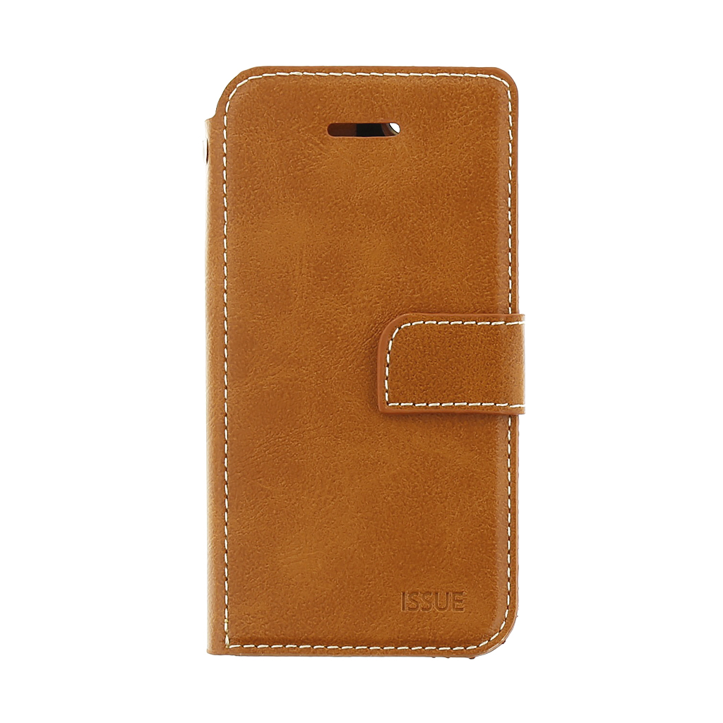 Molan Cano Issue Book Pouzdro pro iPhone 6/6S Brown