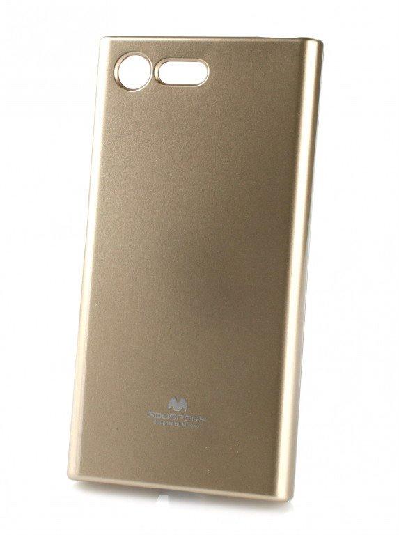 Mercury Jelly Case pro Sony G8341 Xperia XZ1 Gold
