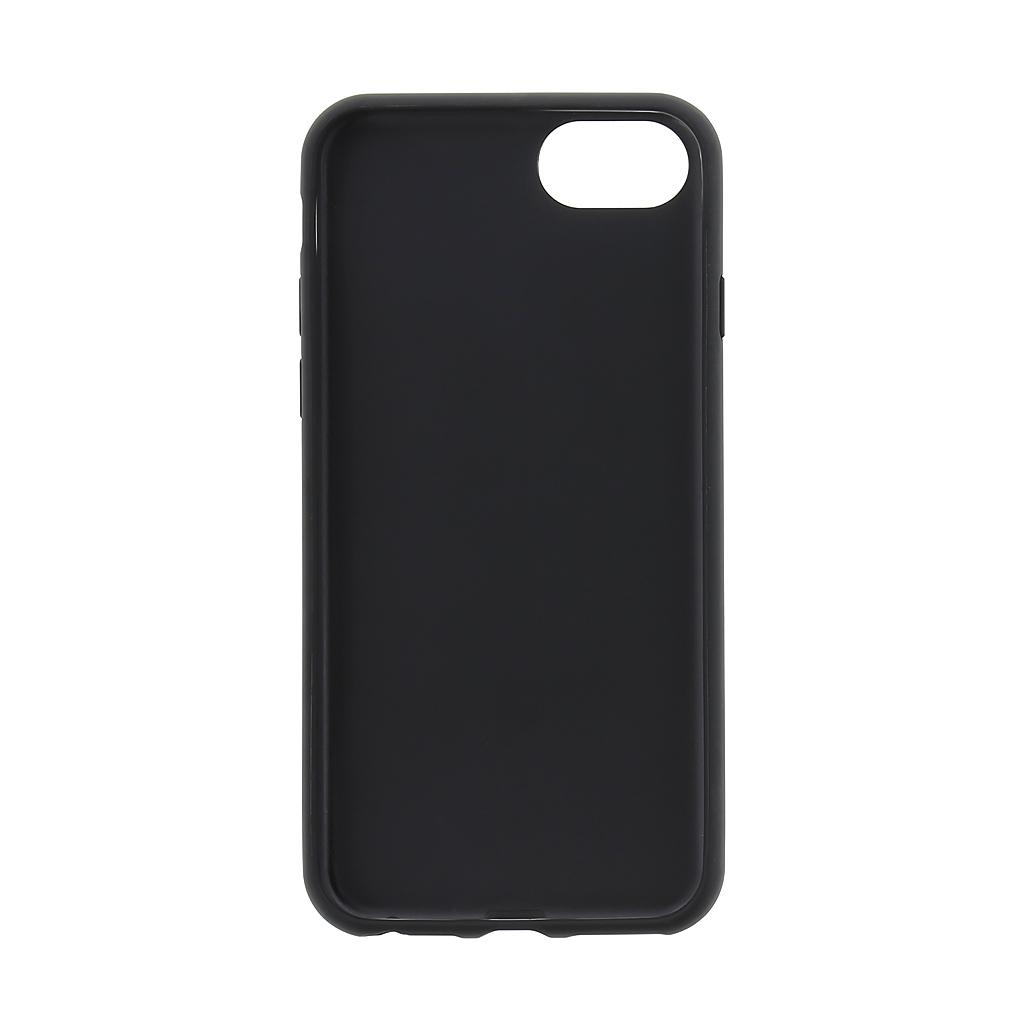KLHCI8KICKC Karl Lagerfeld and Choupette Kryt pro iPhone 8/SE2020 Black 3700740419052