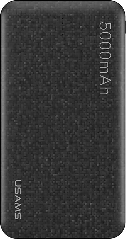USAMS US-CD20 Power Bank 5000mAh Black (EU Blister)