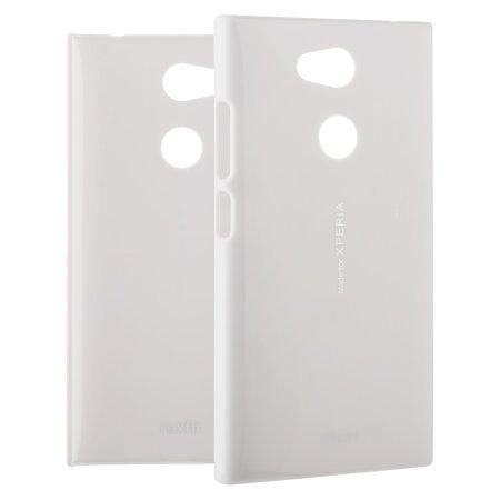 URB6179S RoxFit Sony H4213 Xperia XA2 Ultra Precision Slim Shell Silver (EU Blister)