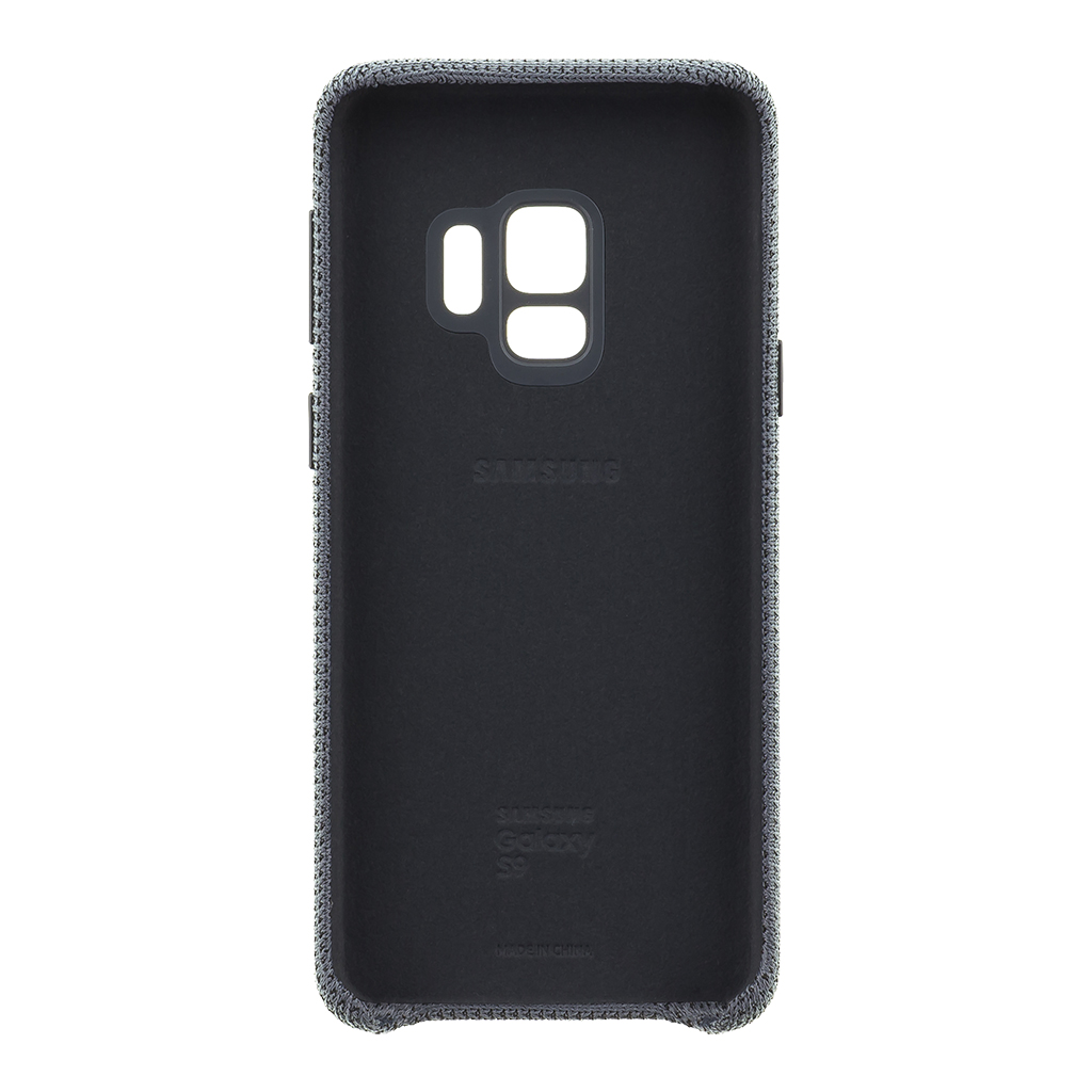 EF-GG960FJE Samsung Hyperknit Cover Gray pro G960 Galaxy S9 (EU Blister)