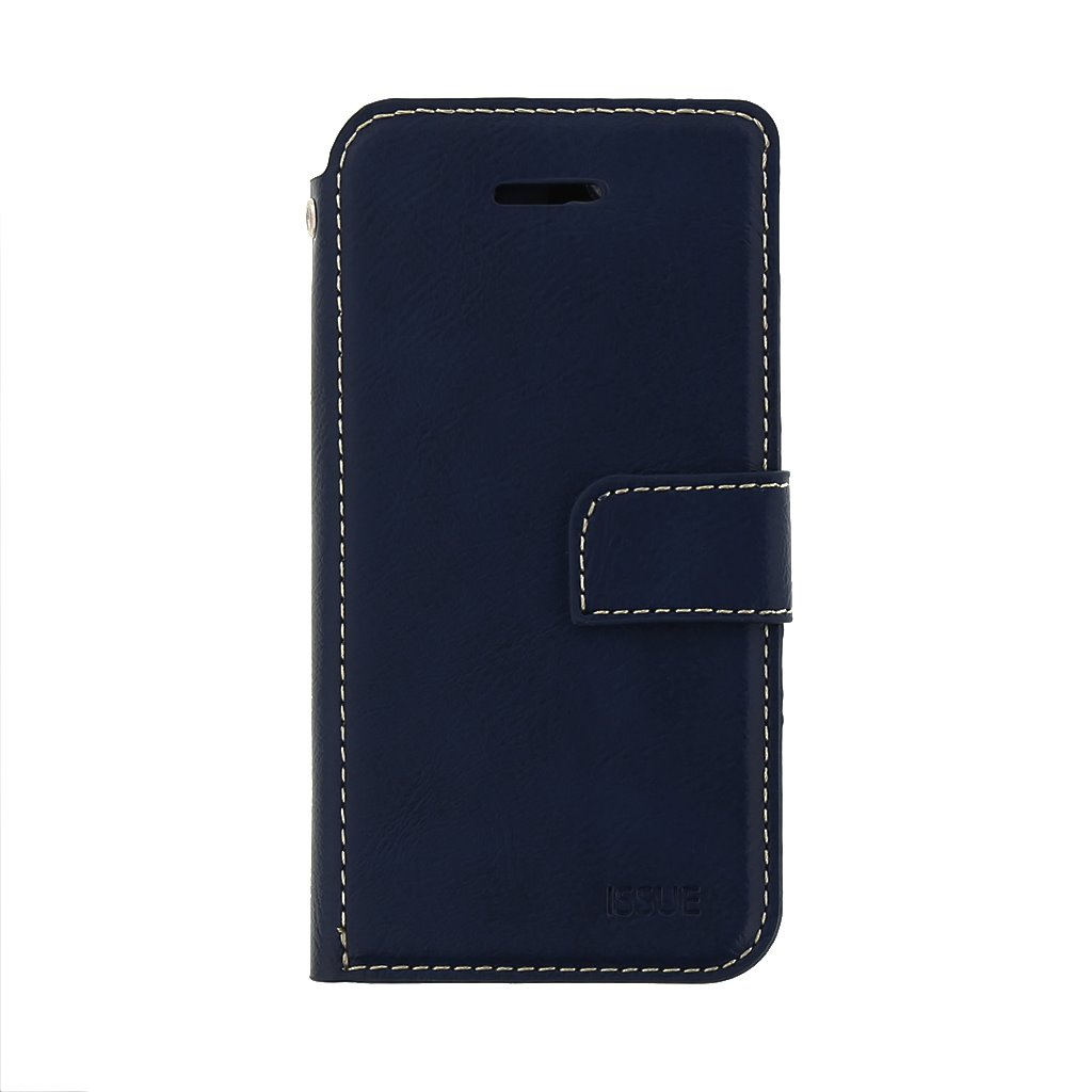 Molan Cano Issue Book Pouzdro pro Huawei P Smart Navy