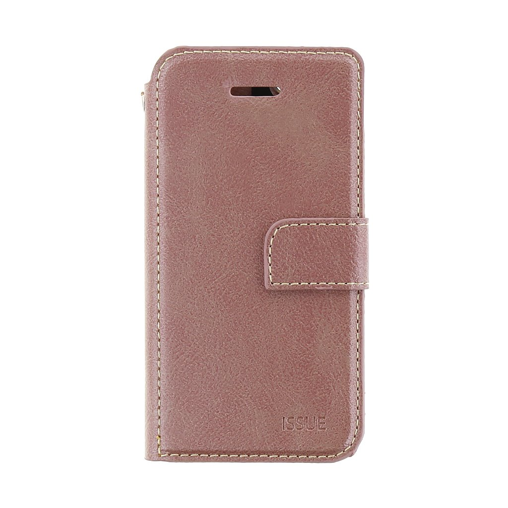 Molan Cano Issue Book Pouzdro pro Huawei P Smart Rose Gold