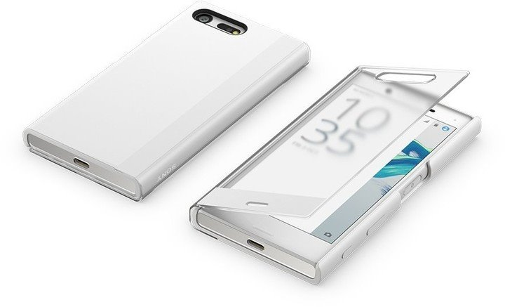 SCTF20 Sony Style Cover Touch pro F5321 Xperia X Compact White (EU Blister)
