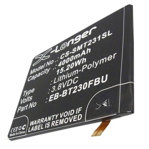 """CS-SMT231SL Baterie 4000mAh Li-Pol pro Samsung T231 Galaxy Tab 4 7"""""""