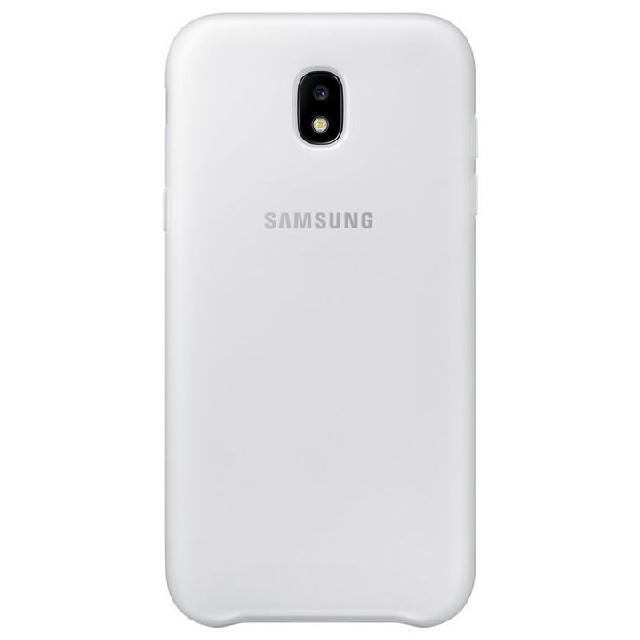 EF-PJ530CWE Samsung Dual Layer Cover White pro Galaxy J5 2017 (EU Blister)
