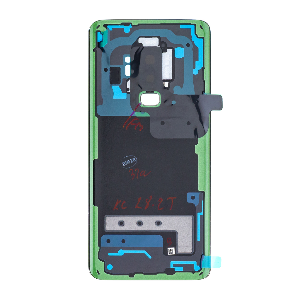 Samsung G965 Galaxy S9 Plus Kryt Baterie Black (Service Pack)