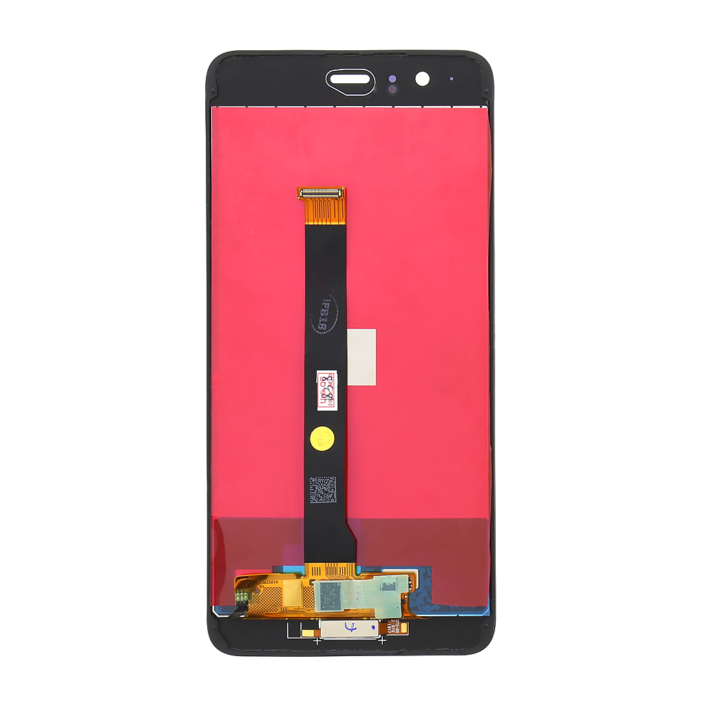 Huawei P10 Plus LCD Display + Dotyková Deska + Přední Kryt Black