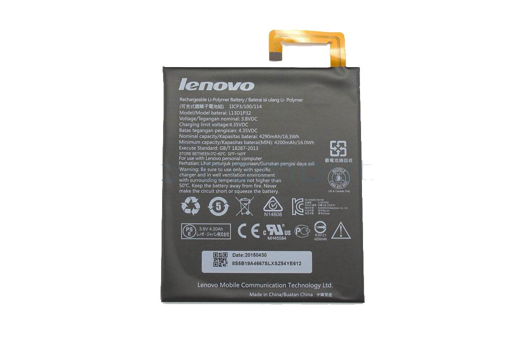 Lenovo L13D1P32 Original Baterie 4290mAh Li-Pol (Bulk)
