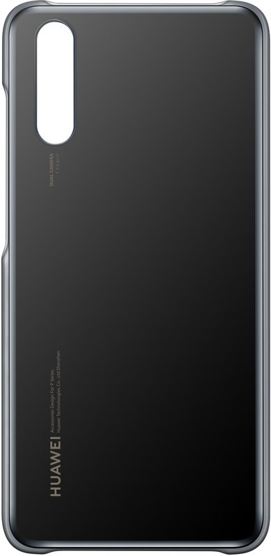Huawei Original Color Cover Black pro Huawei P20 (EU Blister)