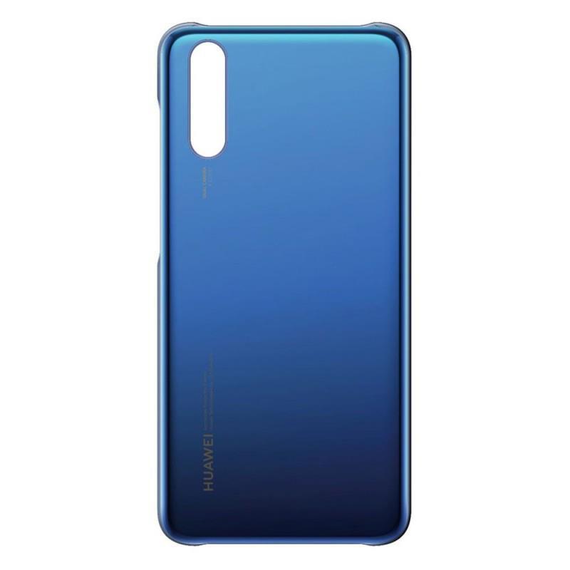 Huawei Original Color Cover Blue pro Huawei P20 (EU Blister)