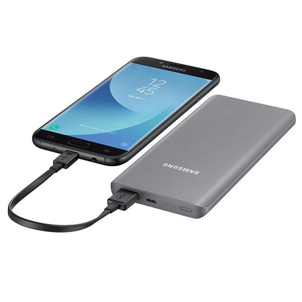 EB-P3020CSE Samsung Power Bank Tipo 5000mAh Gray (EU Blister)
