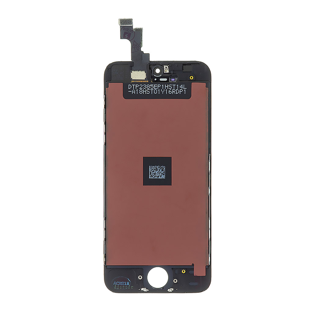 iPhone 5S LCD Display + Dotyková Deska Black TianMA Premium