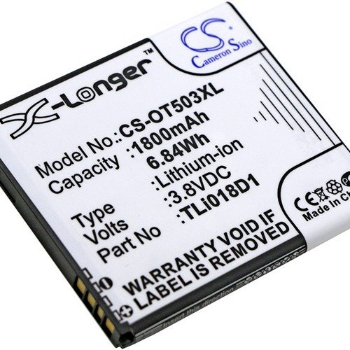 CS-OT503XL Baterie 1800mAh Li-Pol pro Alcatel One Touch Pop 3 (5)