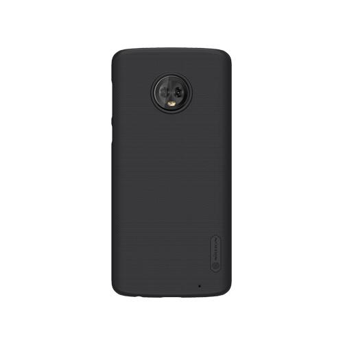 Nillkin Super Frosted Zadní Kryt Black pro Motorola G6 Plus