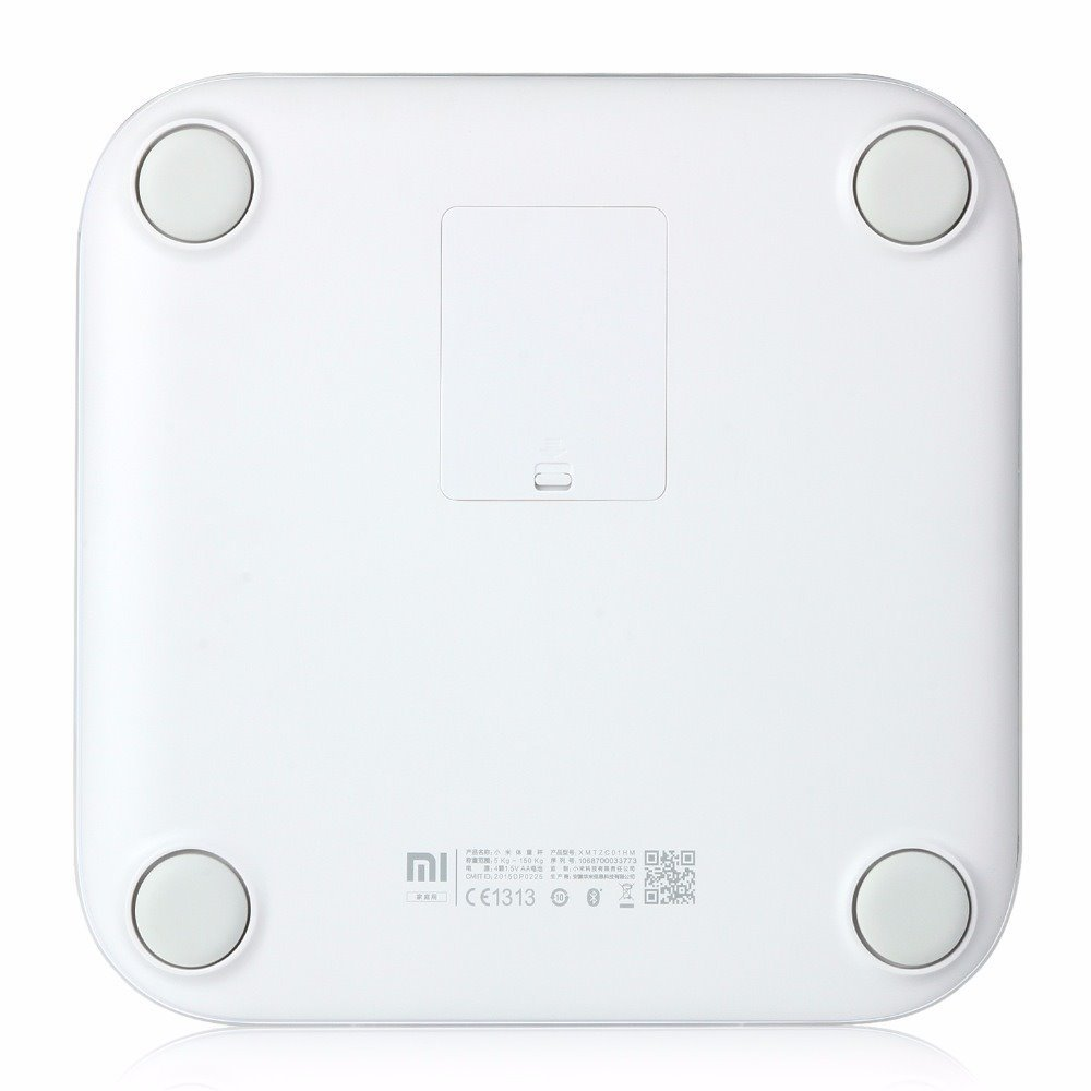 Xiaomi LPN4004GL Mi Body Smart Scale White