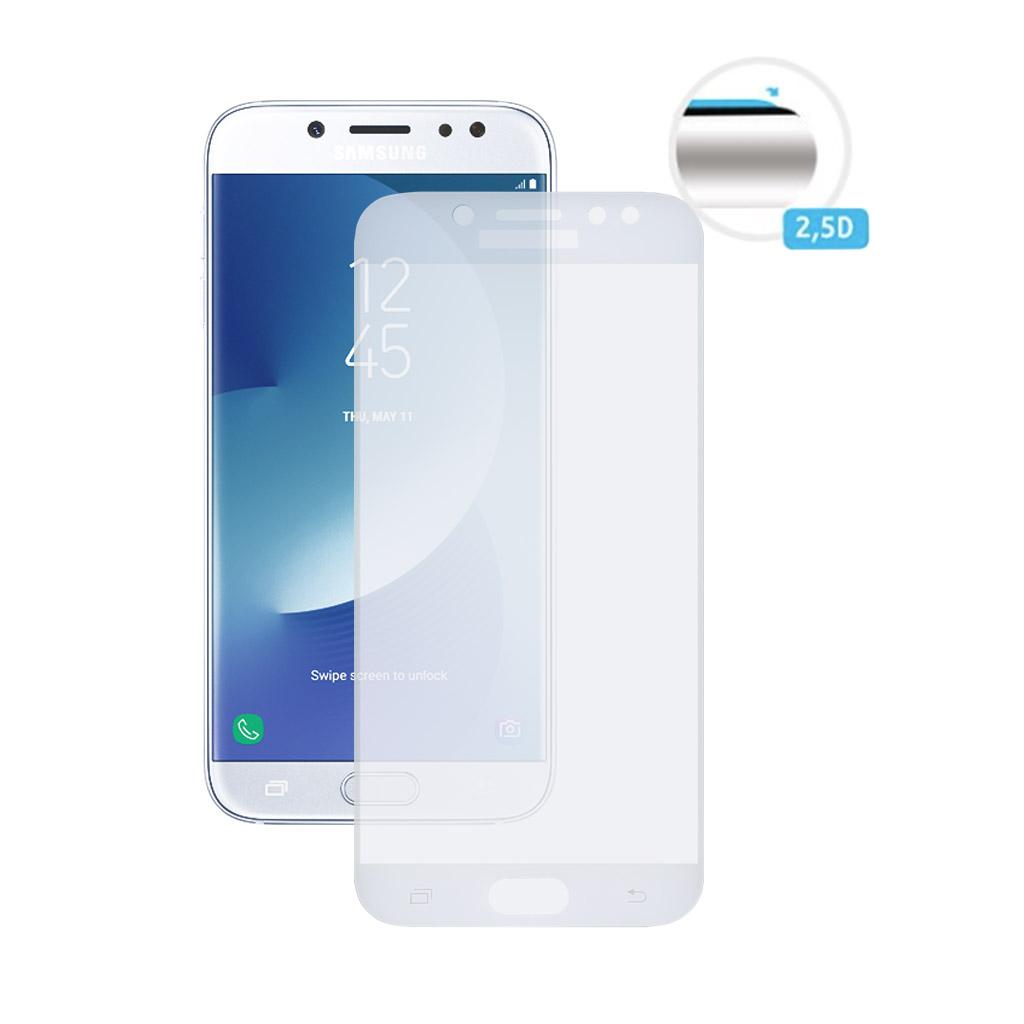 Tactical Tvrzené Sklo 2.5D White pro Huawei P8/P9 Lite 2017 (EU Blister)