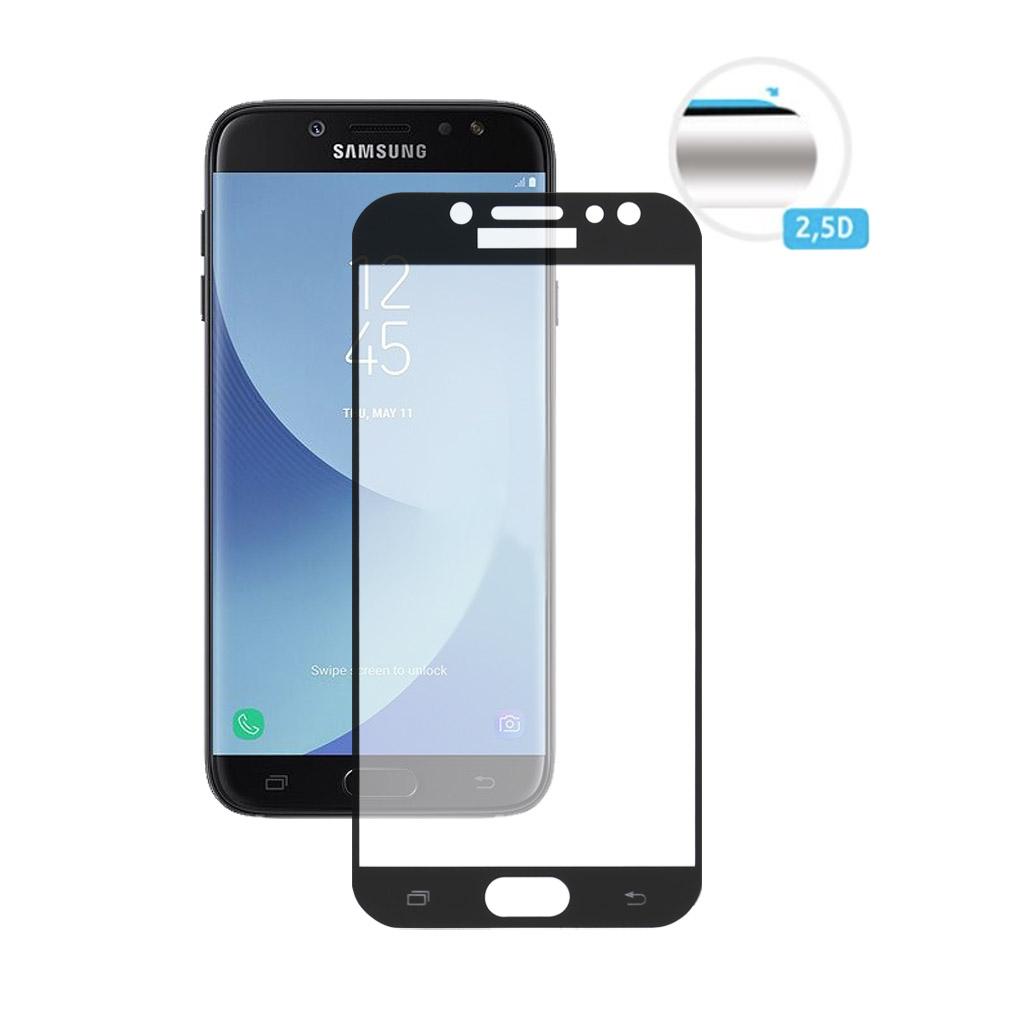 Tactical Tvrzené Sklo 2.5D Black pro iPhone 7 Plus (EU Blister)