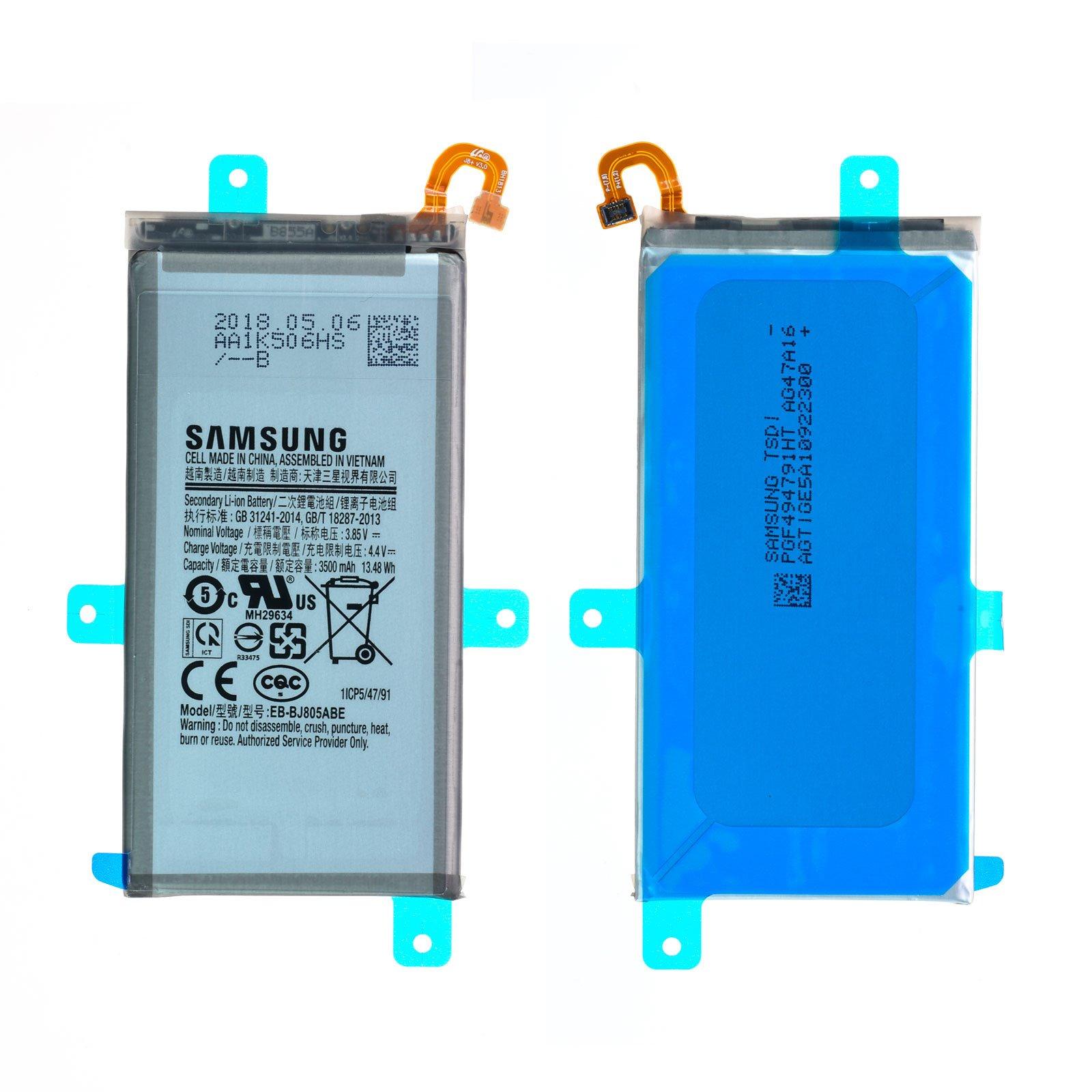 EB-BJ805ABE Samsung Baterie Li-Ion 3500mAh (Service pack) 8596311026744