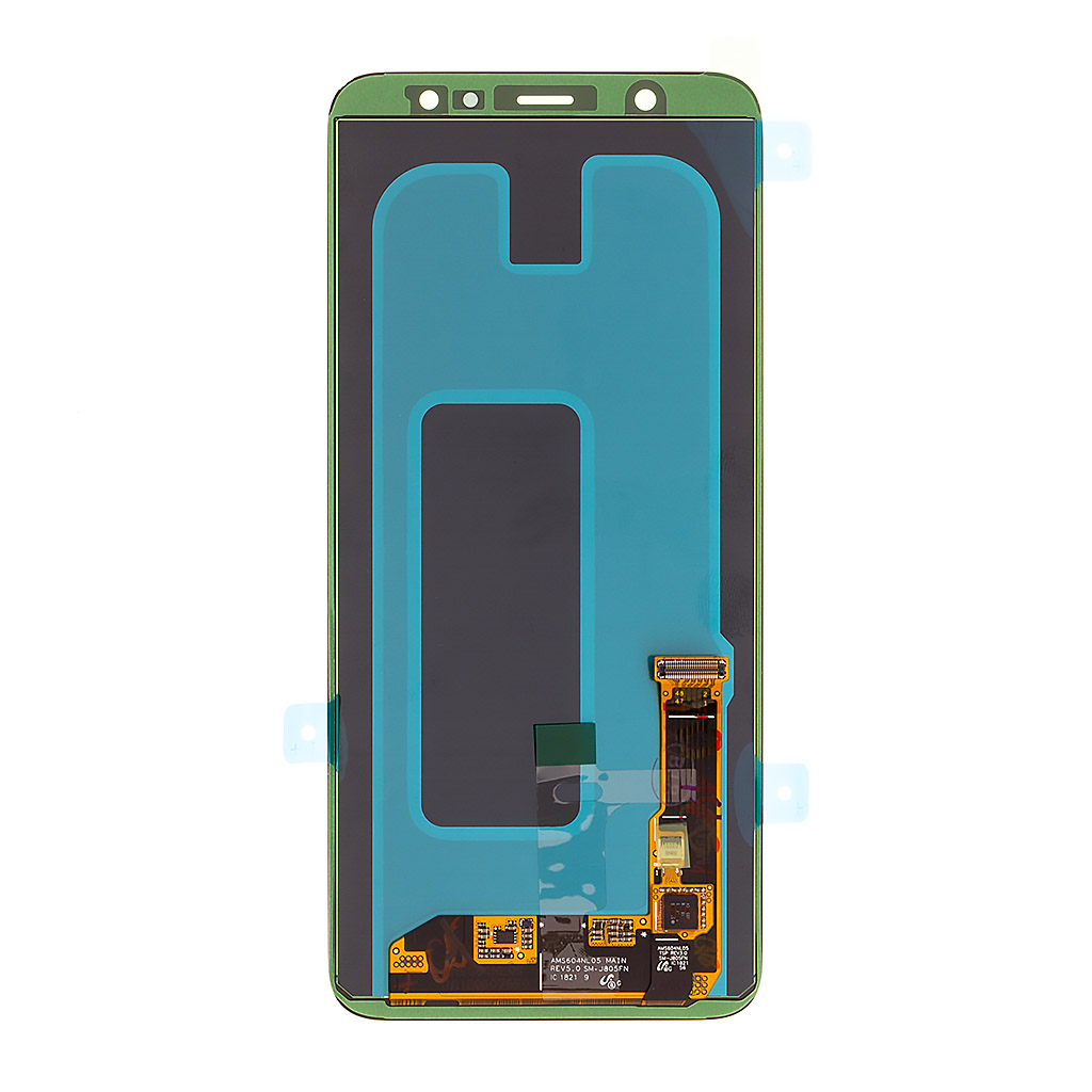LCD display + Dotyk Samsung A605 Galaxy A6 Plus 2018 Black (Service Pack)