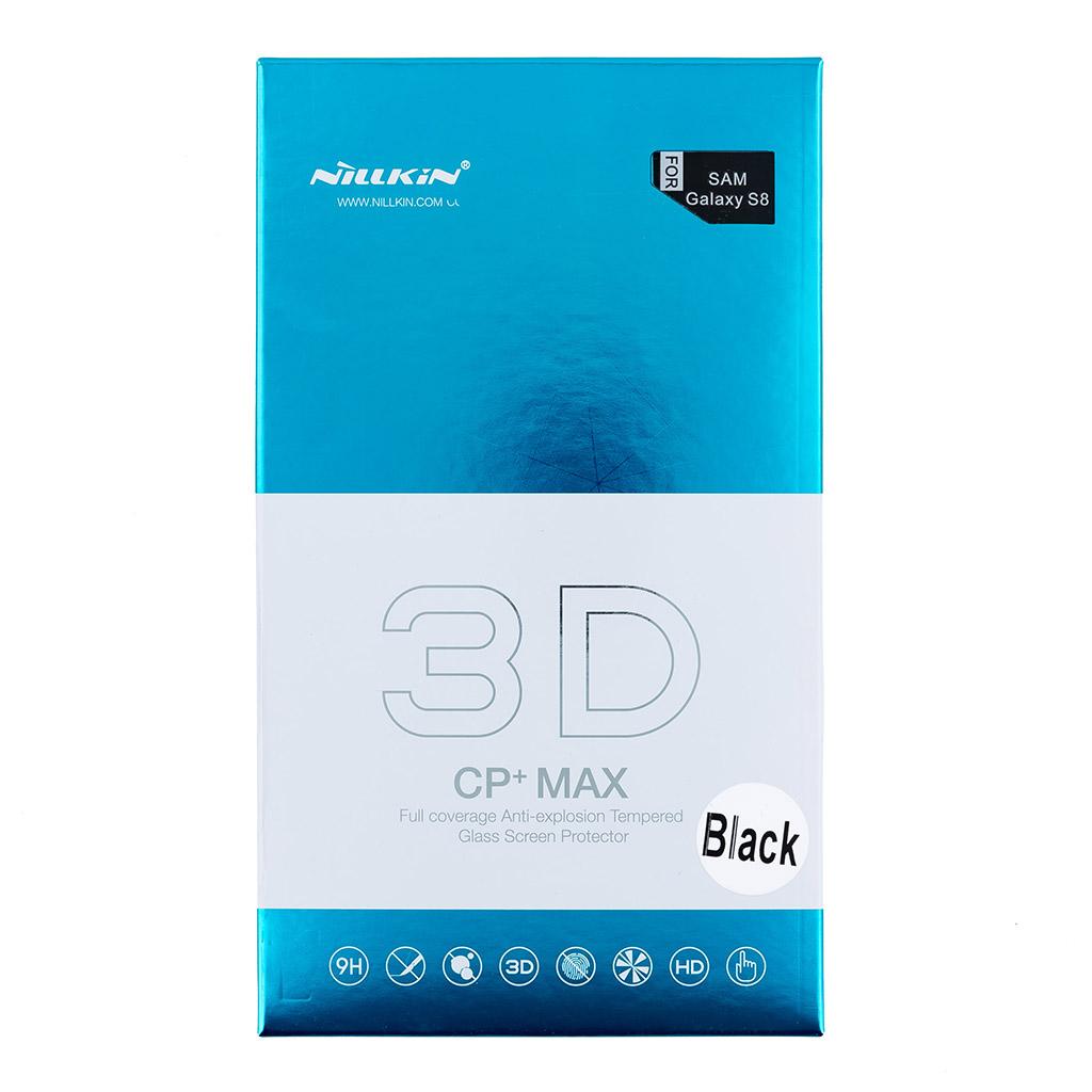 Nillkin Tvrzené Sklo 2.5D CP+ Black pro Xiaomi Mi Max 3
