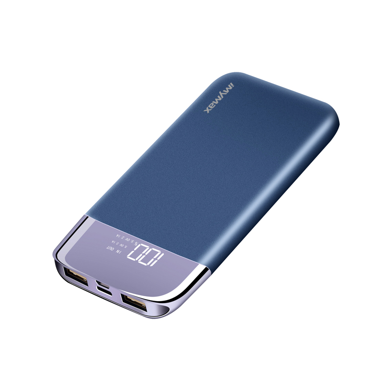 MyMAx MP10 PowerBank 10000mAh Blue (EU Blister)