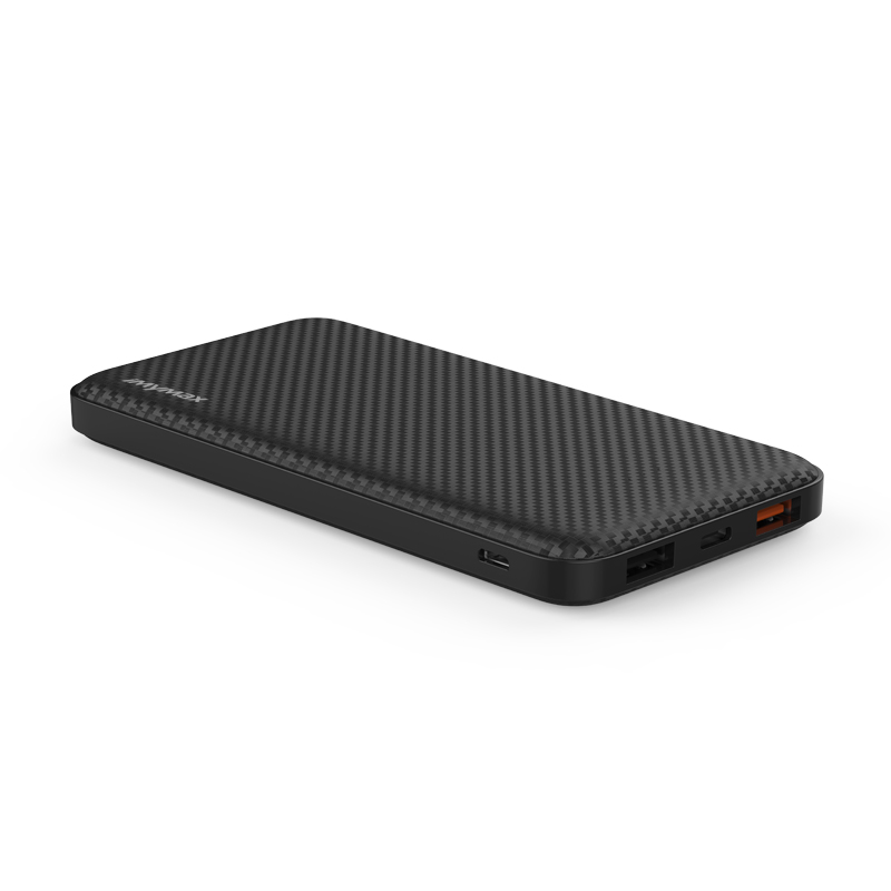 MyMAx MP3 PowerBank QC3.0 10000mAh Black (EU Blister)