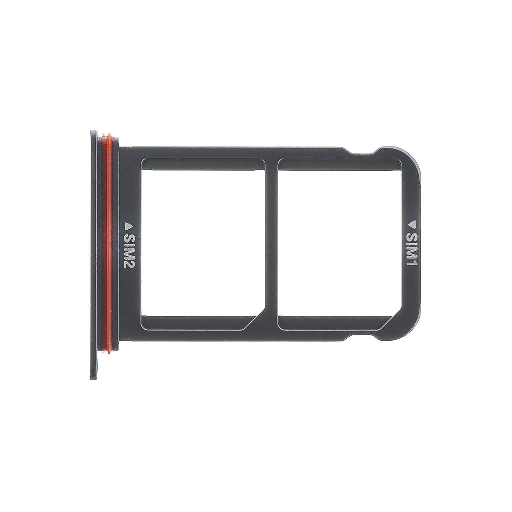 Huawei P20 Pro Držák SIM/Pam.Karty Black (Service Pack)