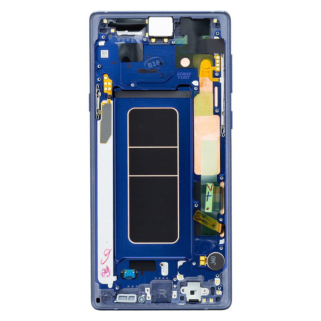 LCD display + Dotyk Samsung N960 Galaxy Note 9 Blue (Service Pack)