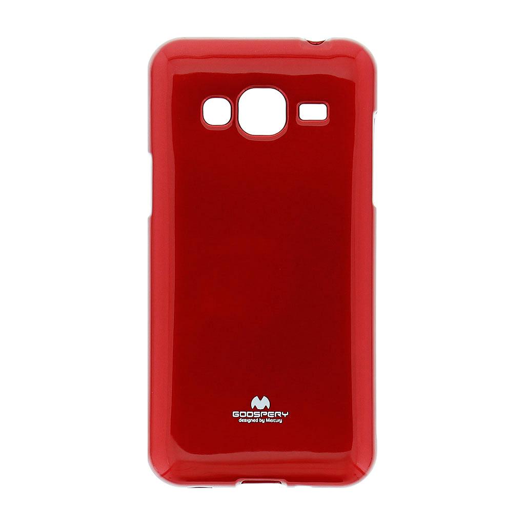 Mercury Jelly Case pro Honor 9 Lite Red