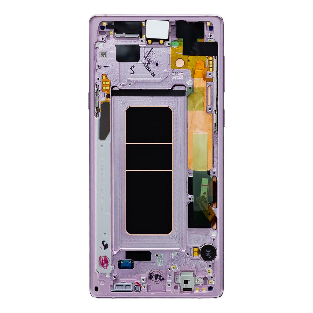 LCD display + Dotyk Samsung N960 Galaxy Note 9 Lavender (Service Pack)