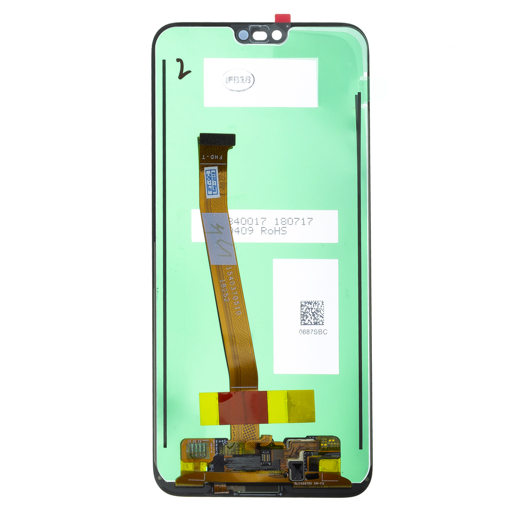 Honor 10 LCD Display + Dotyková Deska Black