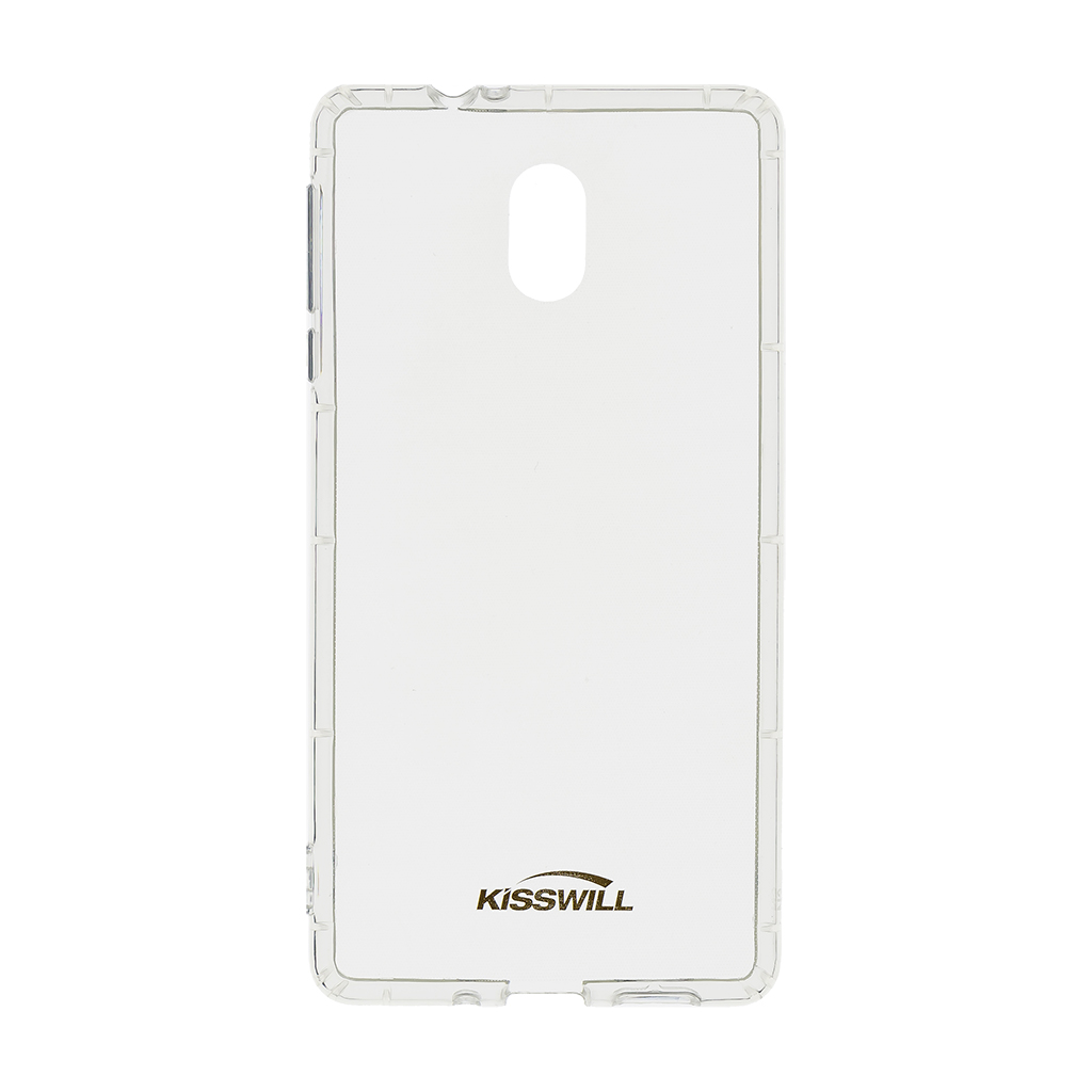 Kisswill TPU Pouzdro Transparent pro Motorola One